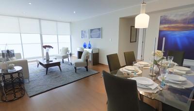 Mirano Inmobiliaria – Proyecto Luis Pasteur 1297 3D Model