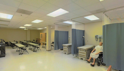 Aula Medica 3D Model