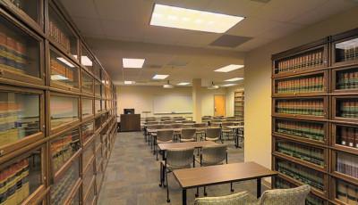 Biblioteca Legal 3D Model