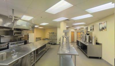 Aula Culinaria 3D Model