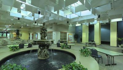 KSU Center 3D Model