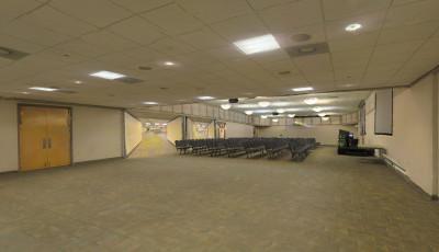 KSU Center – Conferencias 3D Model