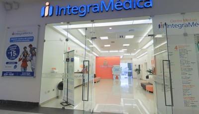Centro Médico – IntegraMédica – Piso 1 3D Model