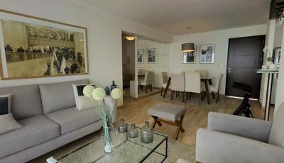 Actual Inmobiliaria – Proyecto Costanera 3 Dorm – San Miguel 3D Model