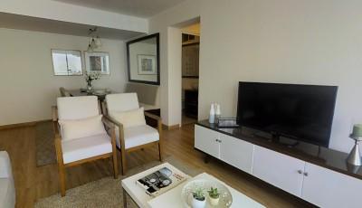 Actual Inmobiliaria – Proyecto Costanera 2 Dorm – San Miguel 3D Model