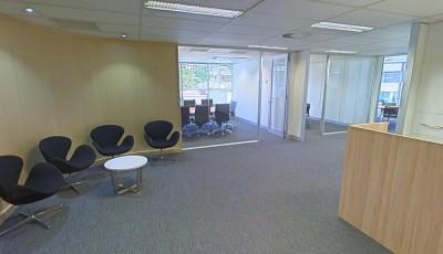 Oficinas Demo 3D Model