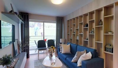 Abril Grupo Inmobiliario – Proyecto Cedral – Santa Beatriz 3D Model
