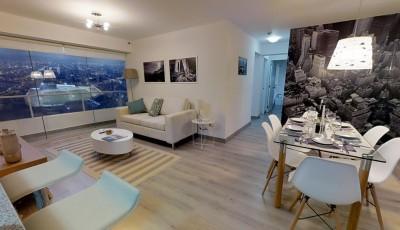 Senda Inmobiliaria – Proyecto MET 3D Model