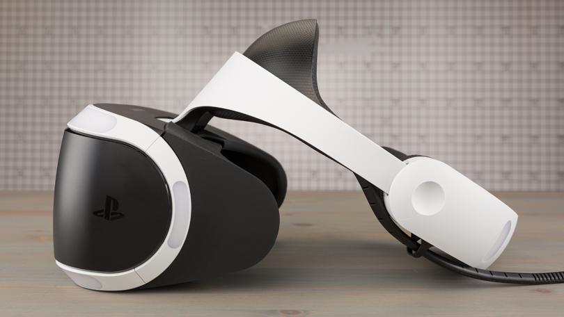 playstation realidad virtual