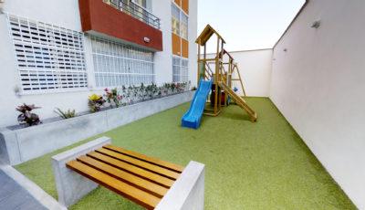 Arteco – Parque Juegos Niños 3D Model