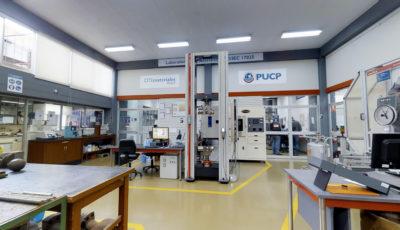 PUCP – Laboratorio Materiales 3D Model