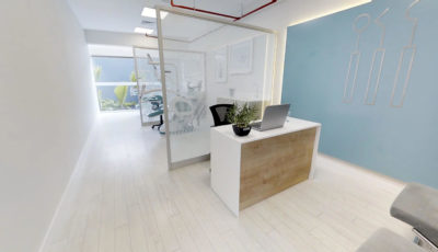 Grupo Abril – Smart Oficinas Boutique 3D Model