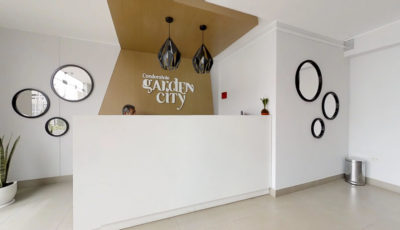 Proyecto Garden-  Áreas Comunes 3D Model