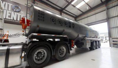 Cargo Transport – Cisterna 3D Model