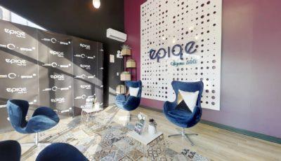 Cosapi Inmobiliaria & Gerpal – EPIQE Olguín 600 – Sala de Ventas 3D Model