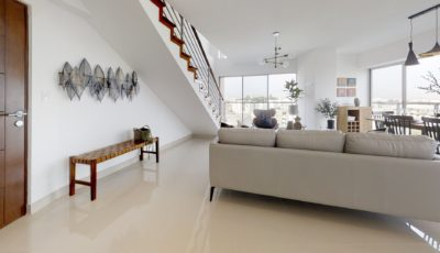 HPC Inmobiliaria – Proyecto SQ Panamá – Duplex 3D Model