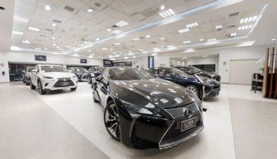 Sala de Ventas Lexus 360° 3D Model