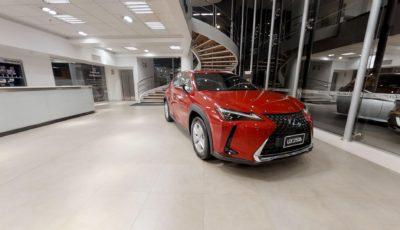 Sala de Ventas Lexus 360° – Primer Piso 3D Model