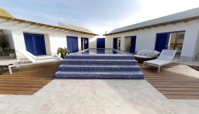 Oasis Paracas 3D Model