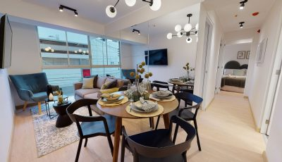 HPC Inmobiliaria | Proyecto ON Apartments | 3Dorm 3D Model